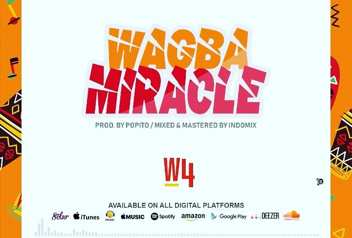 W4 Releases New Music 'Wagba Miracle'