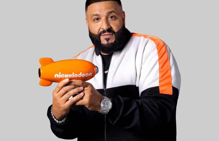 DJ Khaled Is Hosting Nickelodeon's Kid's Choice Awards