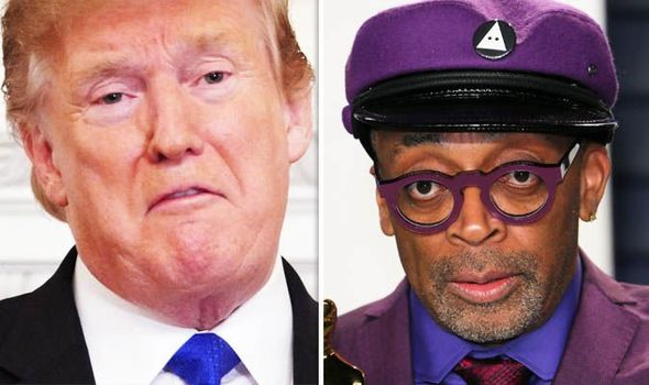 Donald Trump Criticize Spike Lee's Oscar Acceptance Speech