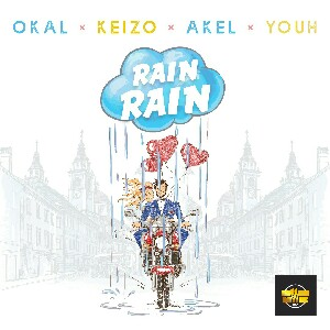 OKAL Drops 'RAIN RAIN' Featuring Keizo, Akel and Youh