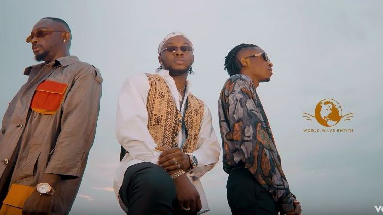 KRIZBEATZ Releases Visuals For 'Level' ft. Sean Tizzle and CEEBOI