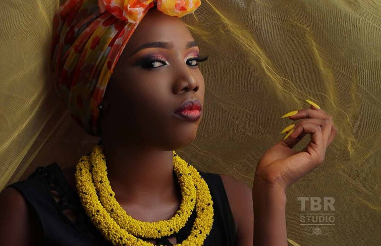 Sharon Igiehon – Ready To Roll As An OAP And A Commercial Model