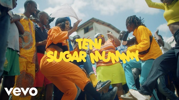 Teni Releases Visuals For 'Sugar Mummy'