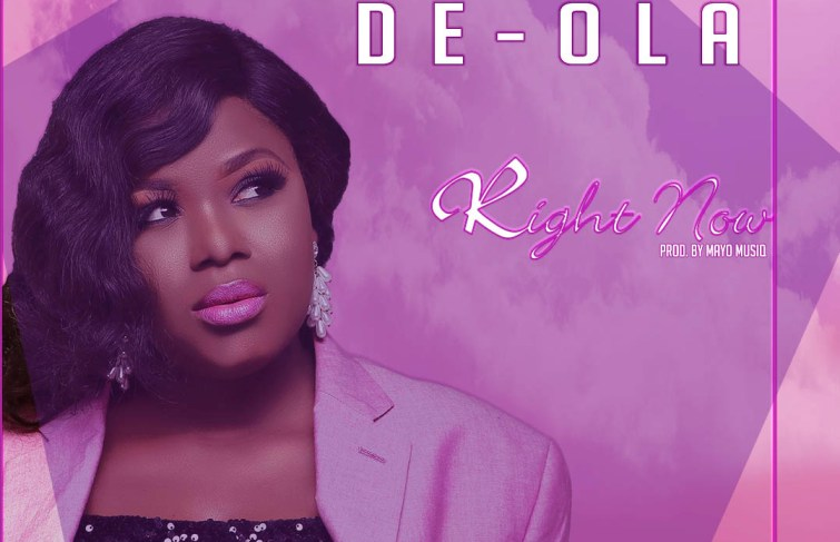 De-Ola Releases Classic New Single 'Right Now'