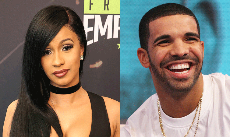 Drake, Cardi B And Offset On Top Of Billboard's New Hot 100 Songwriters Chart