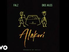 "Falz Teamed Up With Dice Ailes have for ""Alakori"""
