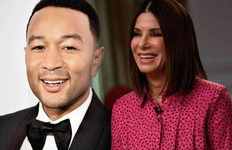 Sandra Bullock Teams Up With John Legend For A TV Show About Her Life In College