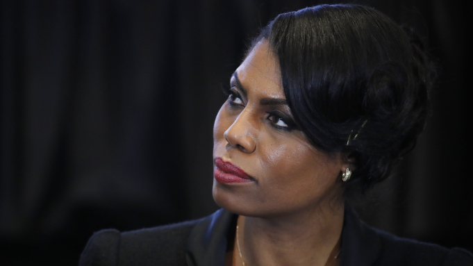 Omarosa Sued by the Justice Department
