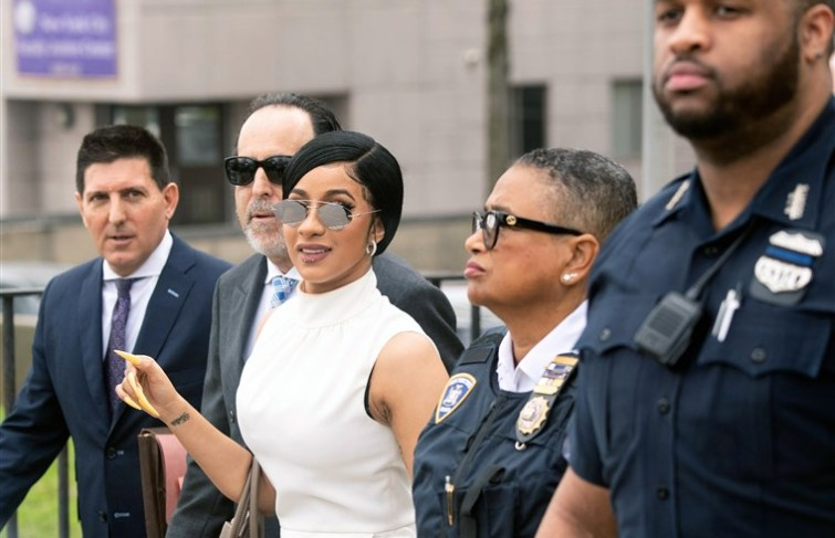 Cardi B Indicted By Grand Jury and Facing Charges