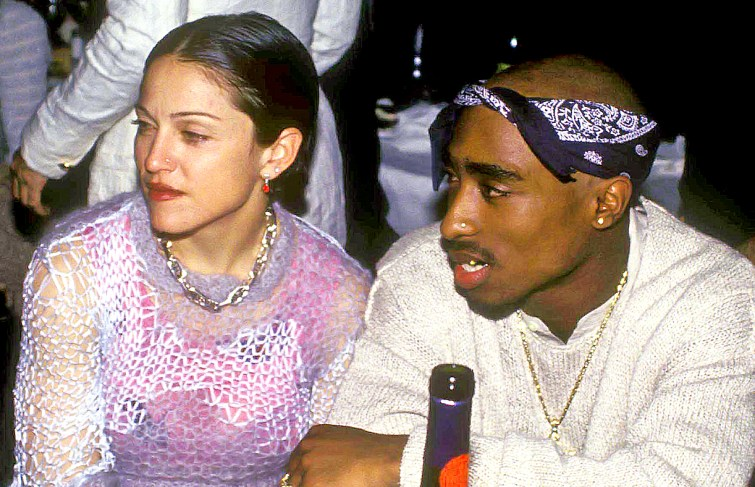 Tupac Breakup Letter With Madonna Will Be Up For Auction