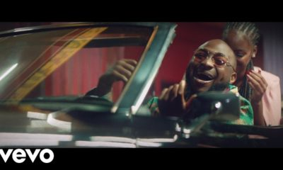 """Davido & Chris Brown's """"Blow My Mind"""" Video is Out"""