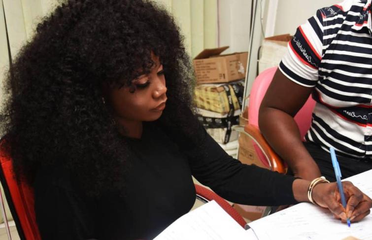OAP Honey Ojukwu bags Cosmetics Endorsement Deal