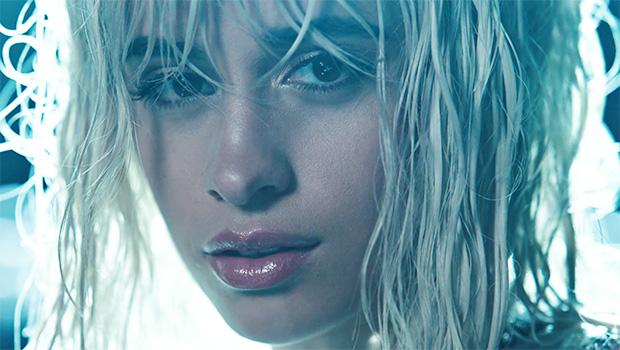 "Camila Cabello Comes Out In Blonde Locks in ""Find U Again"" Music Video"
