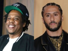 Colin Kaepernick Take a Dig at Jay-Z for NFL Partnership