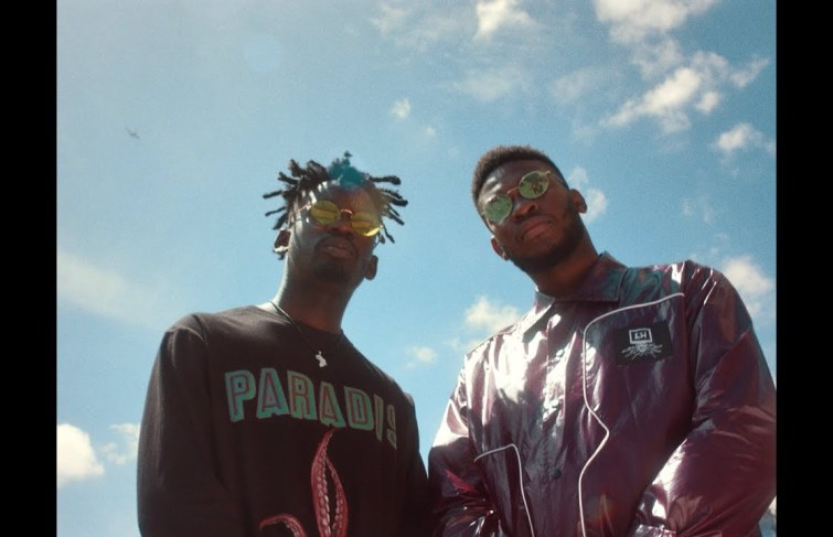 Nonso Amadi Releases Visuals for New Song 'Go Outside' Featuring Mr Eazi