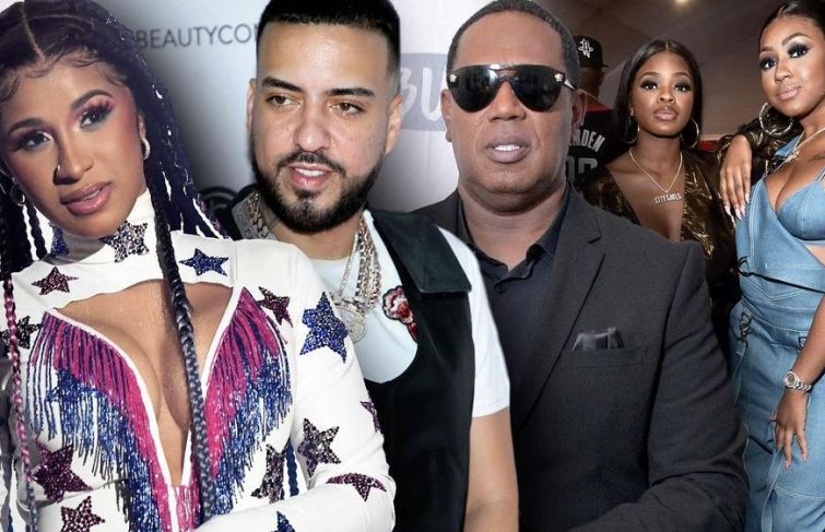 Cardi B & French Montana Sued for Supposedly Sampling Song Without Permission