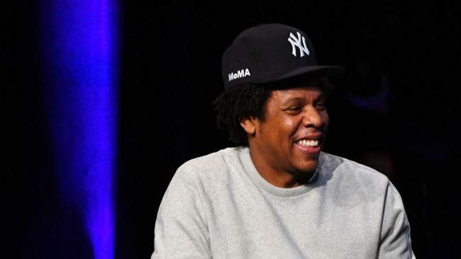 Jay-Z And Roc Nation In Partnership With The NFL