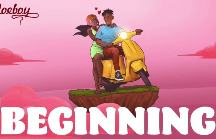 Joeboy Drops New Single 'Beginning'