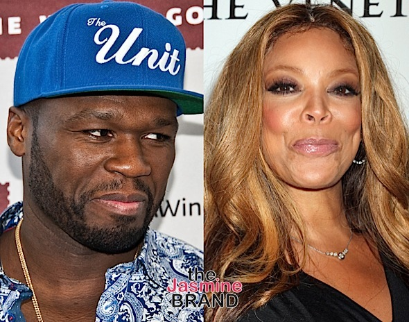50 Cent Ends Years-Long Beef With Wendy Williams