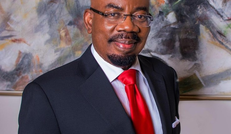 Jim Ovia Withdrew From World Economic Forum in South Africa