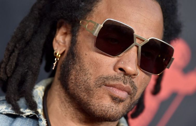 Lenny Kravitz In Search Of His Missing Sunglasses