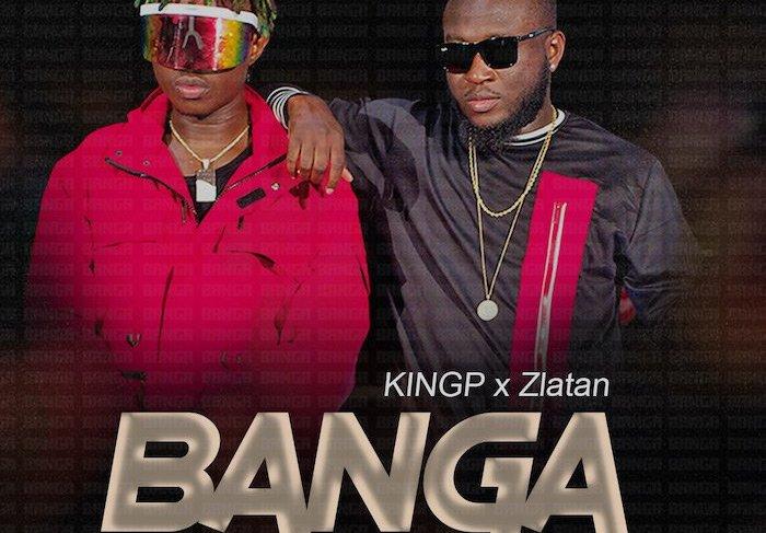 "KingP Drops New Music ""Banga"" Featuring Zlatan"
