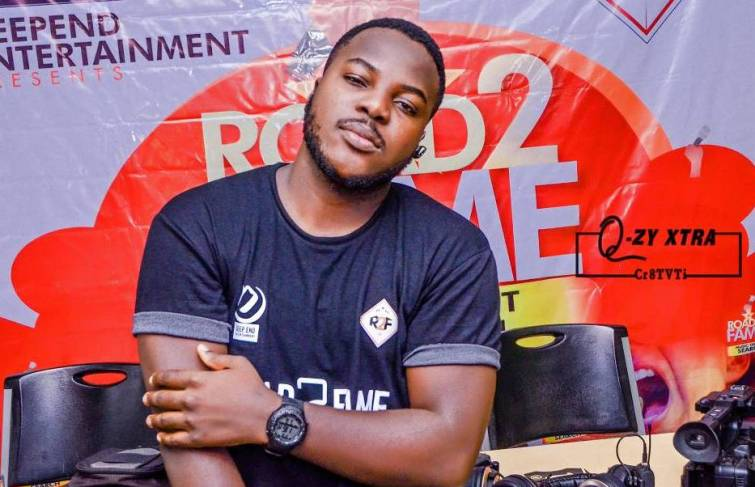 Mo'Fame – 'The Radio Heart-throb' On Rhythm 93.7FM Benin