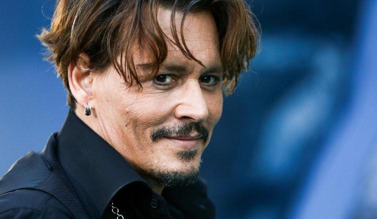 Johnny Depp Enjoyed Victory in Assault Battle
