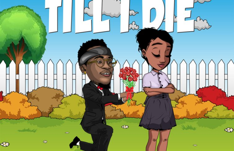 "DOTMAN RELEASES NEW MELODIOUS MUSIC ""TILL I DIE"""