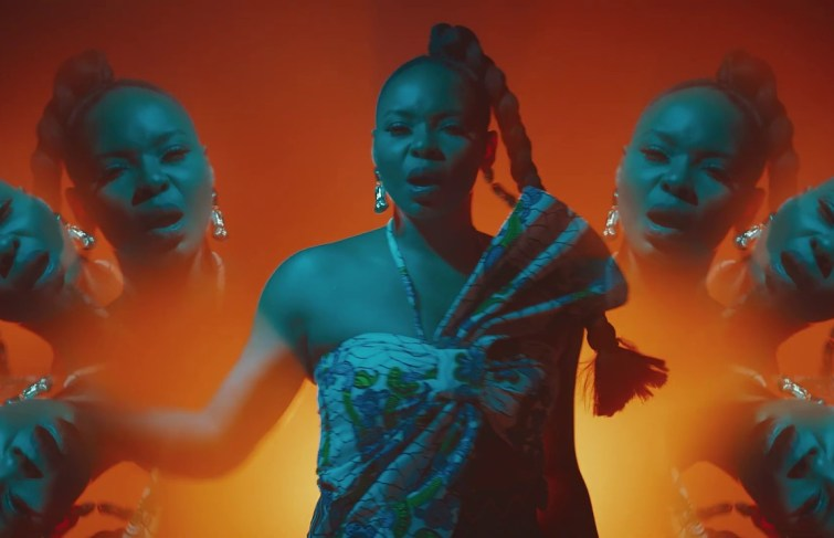 "Yemi Alade Releases Video For ""Lai Lai"""