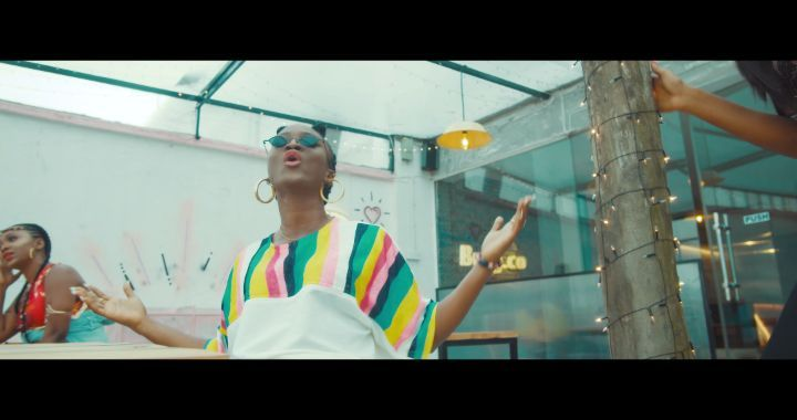 "Eva Alordiah Releases New Song ""Friend or Foe"""