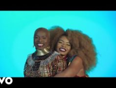 "Yemi Alade Releases Visuals For The Song ""Shekere"" featuring Angelique Kidjo"