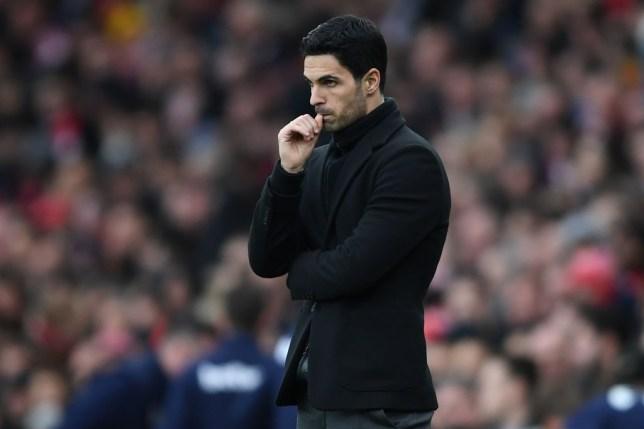 Arsenal Head Coach Mikel Arteta Test Positive To Coronavirus