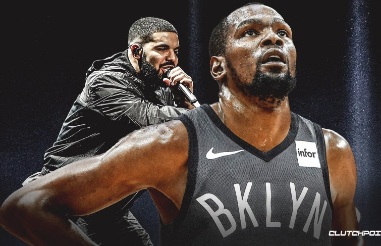 Kevin Durant Was Hanging Out With Drake Days Before Testing Positive For Coronvirus