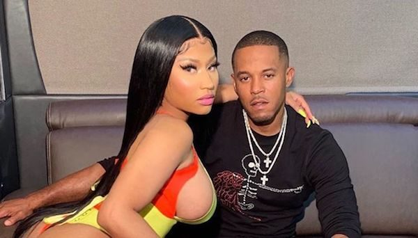 Nicki Minaj's Hubby, Kenneth Petty, Indicted for Failing to Register as Sex Offender
