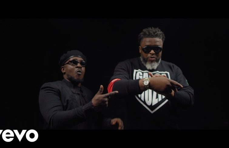 Larry Gaaga Releases Video For Song 'Hold On' Featuring MI And Efya