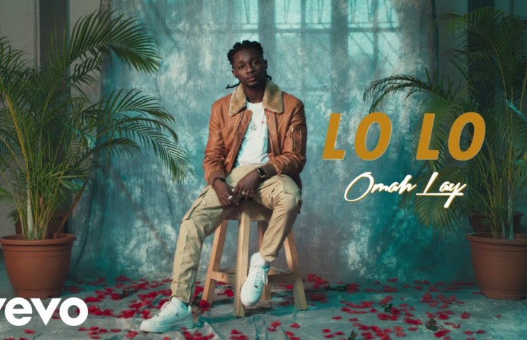 Omah Lay Releases Video For 'Lo Lo'