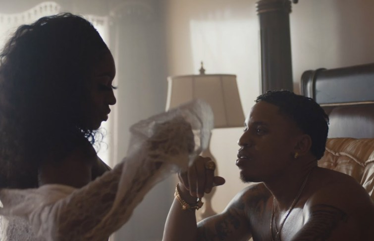 Rotimi Releases Video For In My Bed Ft. Wale