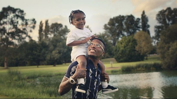 Wizkid Releases Video For 'Smile Featuring H.E.R