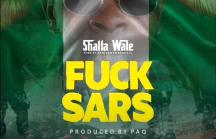Shatta Wale Releases F*ck Sars