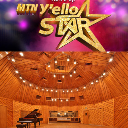 MTN Y'ello Star Winner Is Heading To Berklee College Of Music Recording Studio In NYC