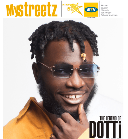 The Legend Of DOTTi: Birth Of The First Y'ello Star Winner