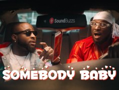 Peruzzi Featuring Davido – Somebody Baby