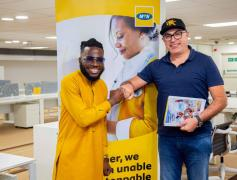 We are blessed as a country to have a youth population with the talent to take on the world – MTN Nigeria