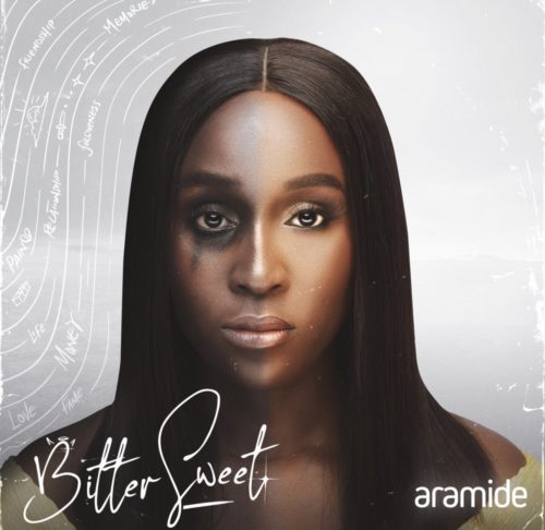 """Aramide Releases """"Bittersweet"""" EP Cover And Pre-save link"""