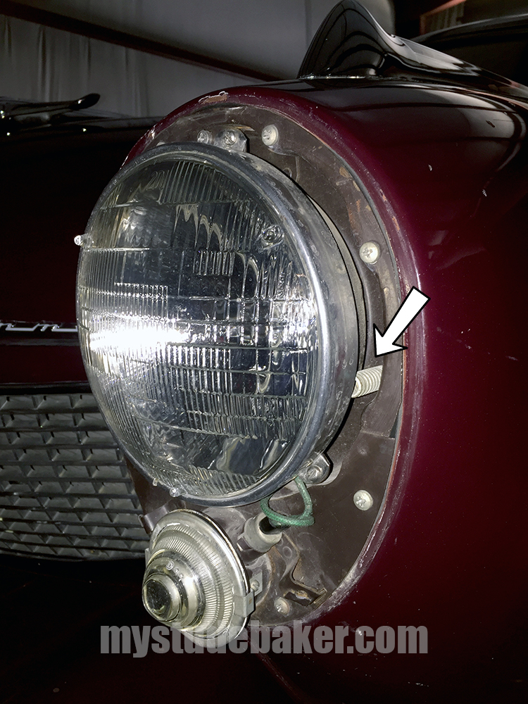 studebaker lighting