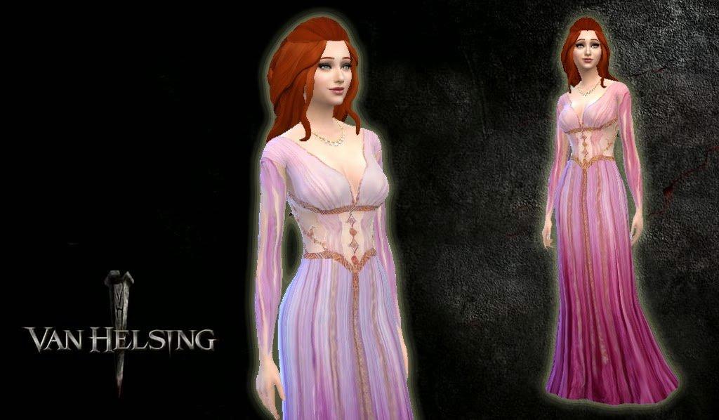 Aleera's Gown