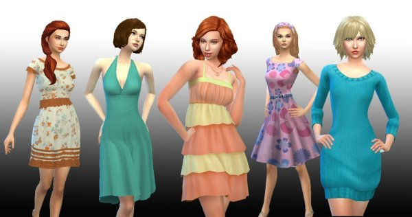 Female Dress Pack