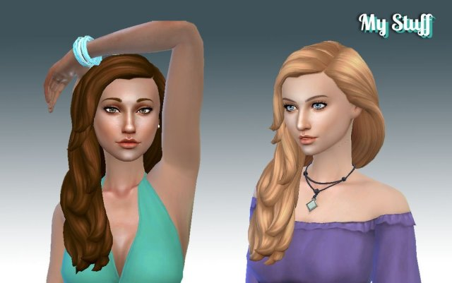Maria Hairstyle