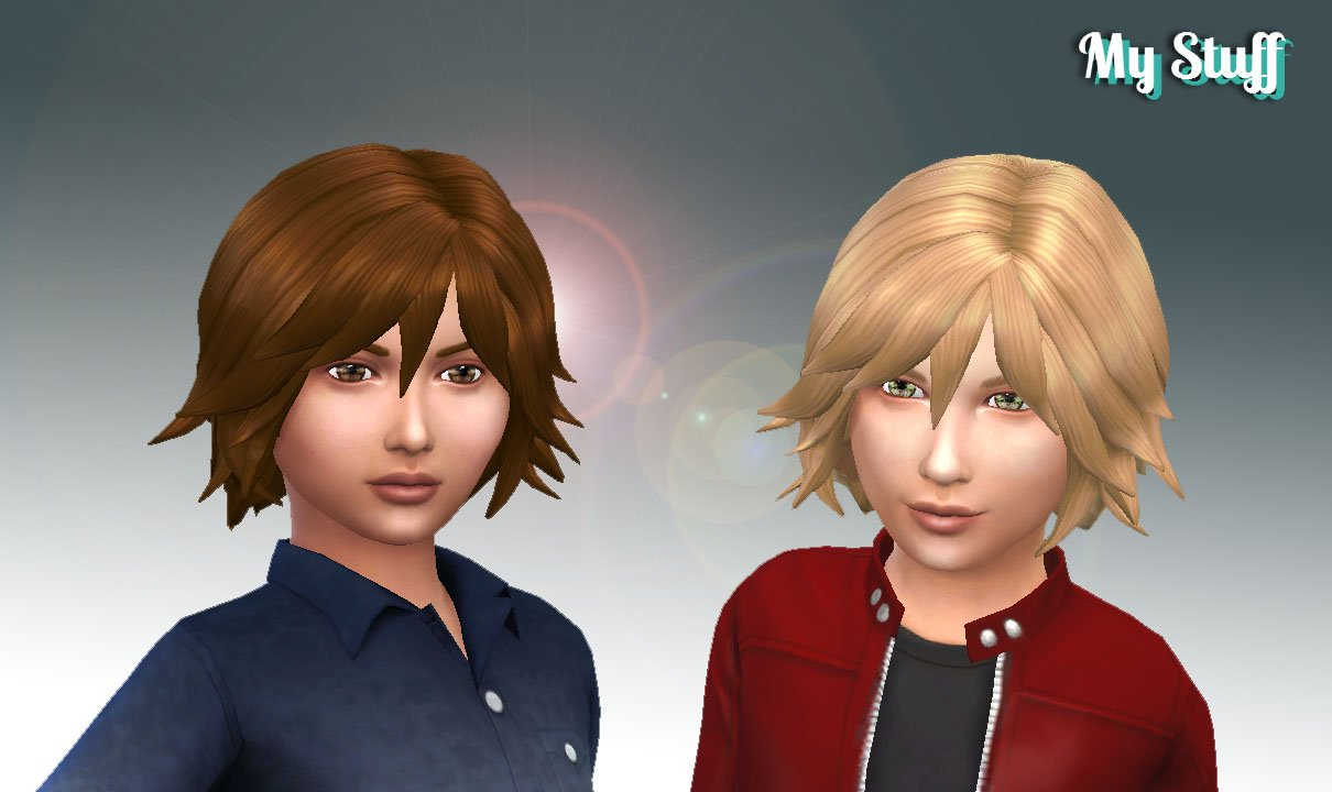Adrien Hairstyle for Boys